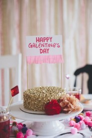 Adorable Valentines Day Party Decoration Ideas 01