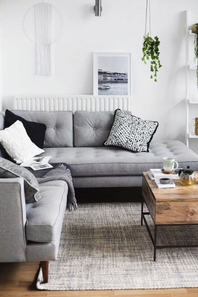 Best Winter Living Room Decoration Ideas 55