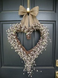 Cute Valentine Door Decoration Ideas You Should Try 08