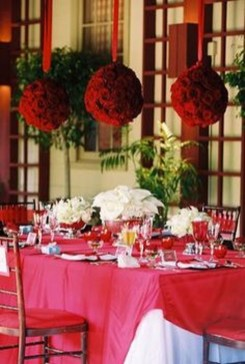 Cute Valentines Day Wedding Decoration Ideas 23