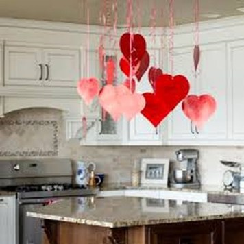 Inexpensive But Stunning Valentine Decoration Ideas 01