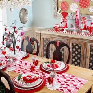 Inexpensive But Stunning Valentine Decoration Ideas 14