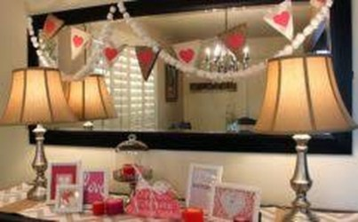 Inexpensive But Stunning Valentine Decoration Ideas 22
