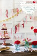 Inexpensive But Stunning Valentine Decoration Ideas 27