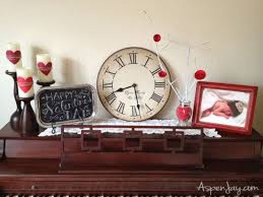 Inexpensive But Stunning Valentine Decoration Ideas 30
