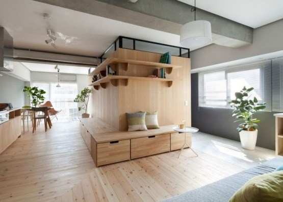 Stunning Minimalist Furniture Design Ideas For Your Apartment 39
