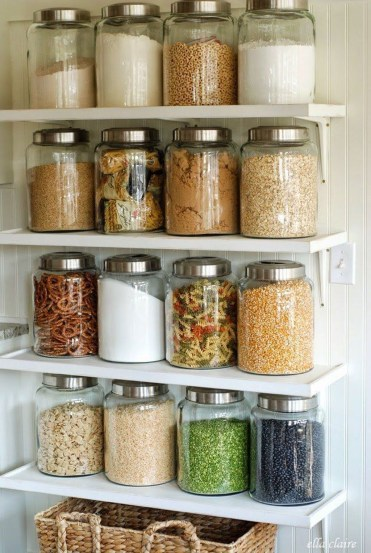 Brilliant Diy Kitchen Storage Organization Ideas 42