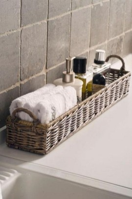 Brilliant Small Bathroom Storage Organization Ideas 35