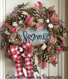 Festive Valentine Porch Decorating Ideas 06