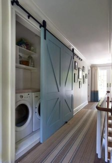Totally Inspiring Small Functional Laundry Room Ideas 03