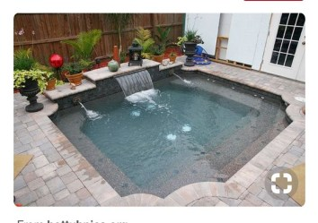 Adorable Small Indoor Swimming Pool Design Ideas 12