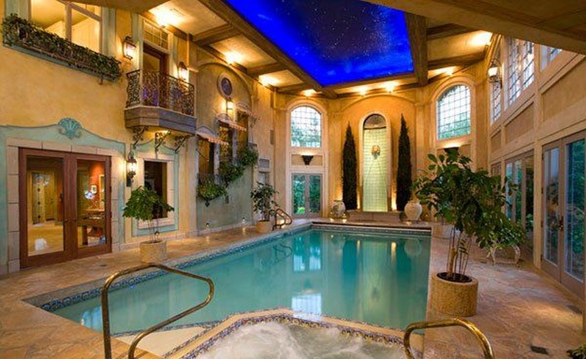 99 Adorable Small Indoor Swimming Pool Design Ideas 99bestdecor