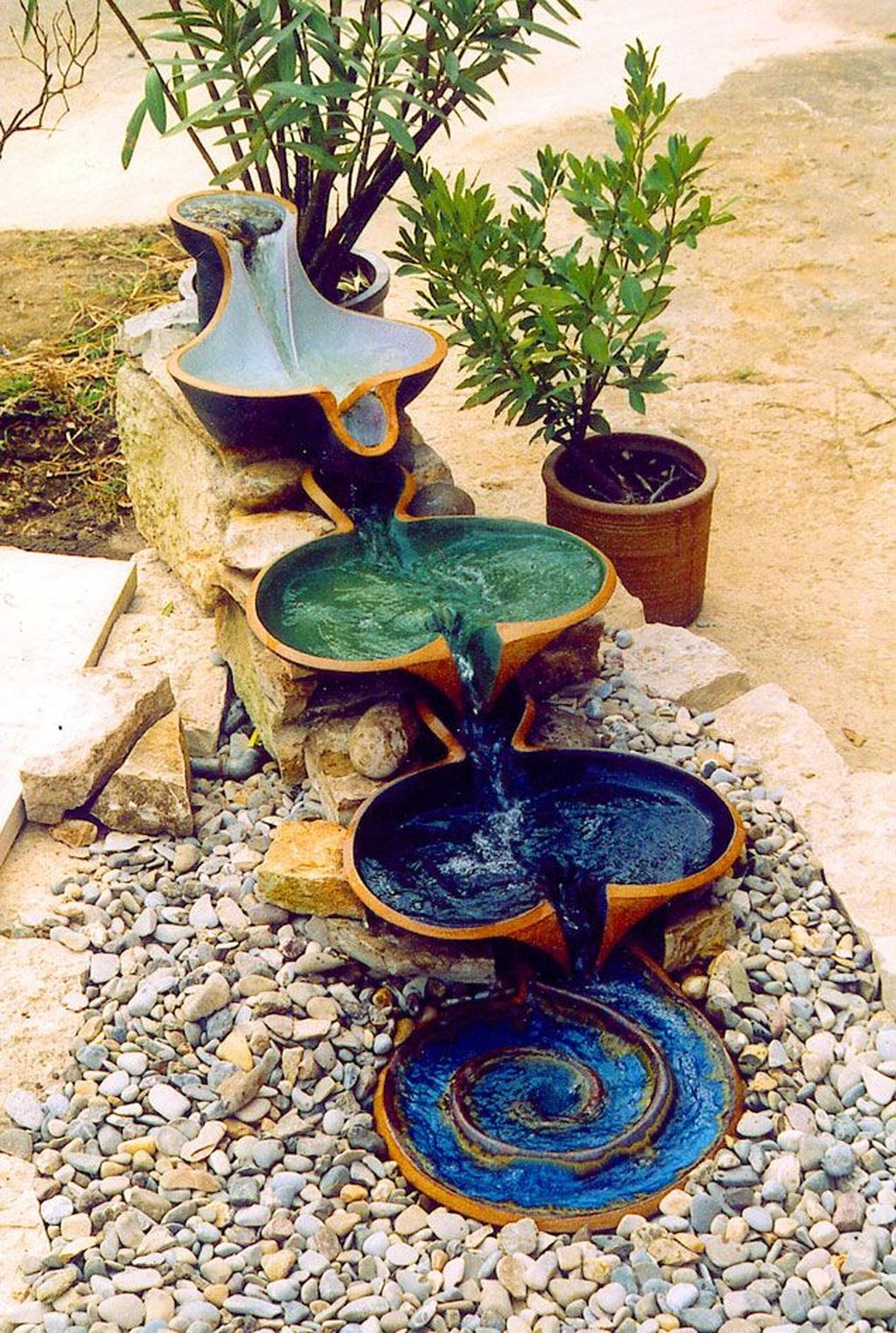Affordable Water Features Design Ideas On A Budget 53