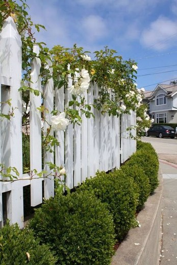 Totally Inspiring Front Yard Fence Remodel Ideas 39
