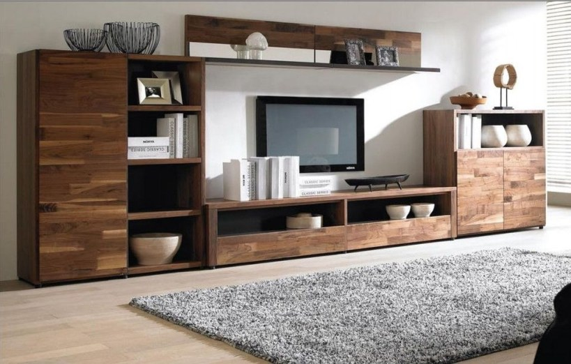 Best Ideas Modern Tv Cabinet Designs For Living Room 09