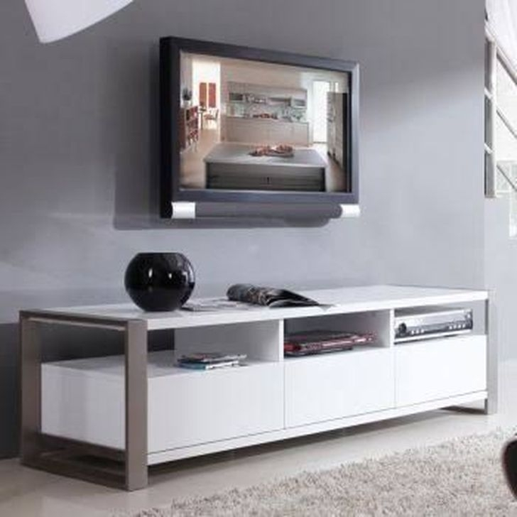 Best Ideas Modern Tv Cabinet Designs For Living Room 19