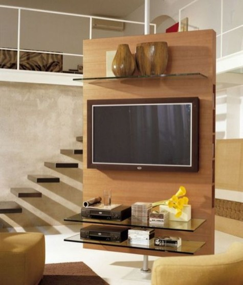 Best Ideas Modern Tv Cabinet Designs For Living Room 31