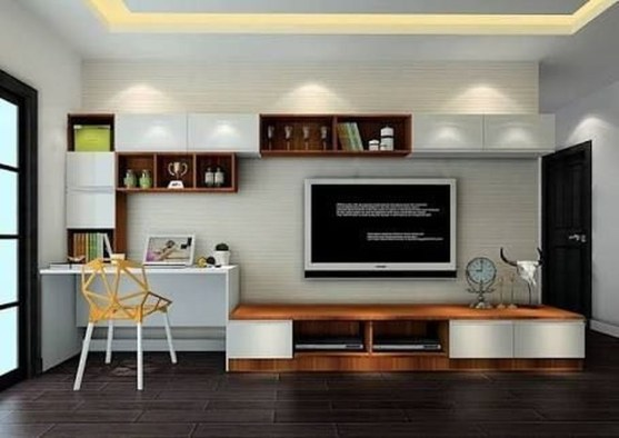 Best Ideas Modern Tv Cabinet Designs For Living Room 45