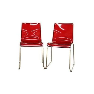 Cheap And Minimalist Red Accent Chair Dining Ideas 07
