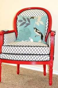 Cheap And Minimalist Red Accent Chair Dining Ideas 13