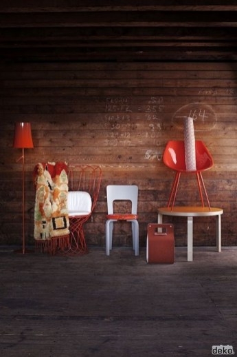 Cheap And Minimalist Red Accent Chair Dining Ideas 17
