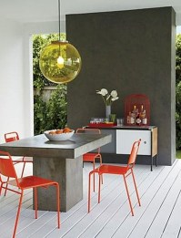 Cheap And Minimalist Red Accent Chair Dining Ideas 20