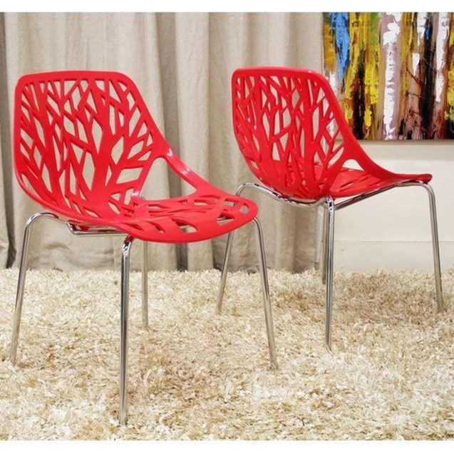 Cheap And Minimalist Red Accent Chair Dining Ideas 34