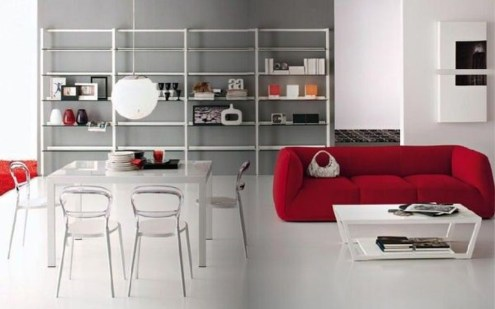 Cheap And Minimalist Red Accent Chair Dining Ideas 36
