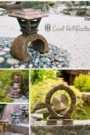 Comfy And Unique Garden Decor Ideas 03