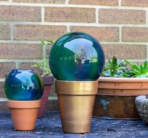 Comfy And Unique Garden Decor Ideas 19