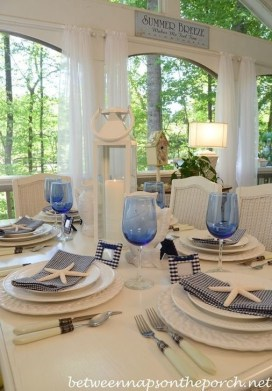 Stunning Beach Themed Dining Room Design Ideas 06
