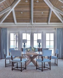 Stunning Beach Themed Dining Room Design Ideas 14