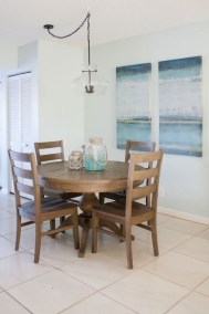 Stunning Beach Themed Dining Room Design Ideas 42