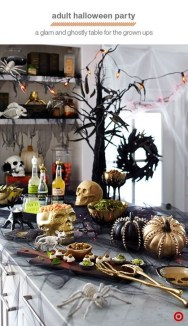 Amazing Halloween Black Decor Ideas To Scary Party Ever 13