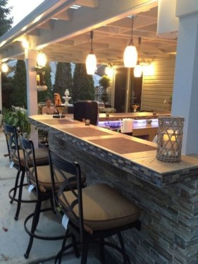 Awesome Outdoor Kitchen Design Ideas 15