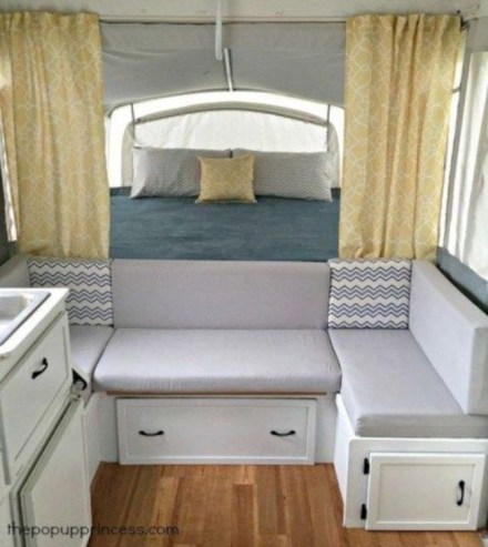 Fabulous Rv Bedroom Design Ideas32