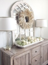 Stylish Console Table For Halloween Ideas 19
