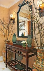Stylish Console Table For Halloween Ideas 35