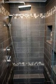 Elegant Farmhouse Shower Tiles Design Ideas09