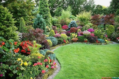 Latest Backyard Landscaping Ideas50