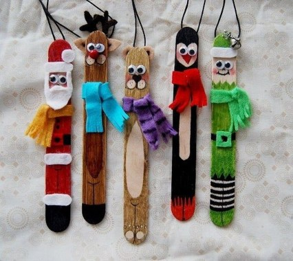 Extremely Fun Homemade Christmas Ornaments Ideas Budget26