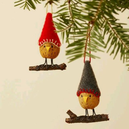 Extremely Fun Homemade Christmas Ornaments Ideas Budget33