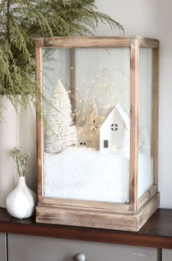 Lovely Christmas Porch Makeover Ideas20