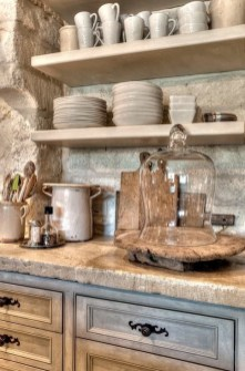 Popular French Country Kitchen Decoration Ideas For Home42