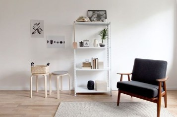 Simple Scandinavian Interior Design Ideas For Living Room01