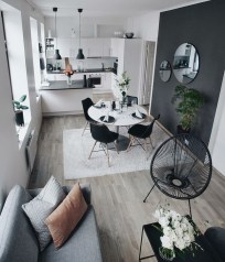 Simple Scandinavian Interior Design Ideas For Living Room03