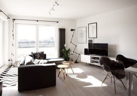 Simple Scandinavian Interior Design Ideas For Living Room28