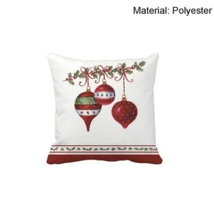 Stunning Red Christmas Pillow Design Ideas28