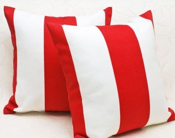 Stunning Red Christmas Pillow Design Ideas31