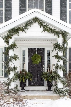 Stylish Diy Outdoor Christmas Decoration Ideas33
